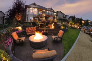 Backyard Fire Features